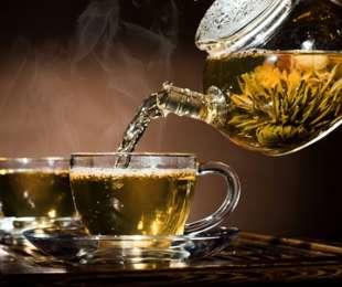 Чайная карта и напитки